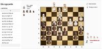 3D Schachspiel mit Holz