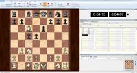 Fritz 13 Schach gesetzt