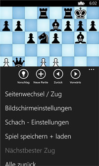 Chess Genius für Ihr Windows Phone