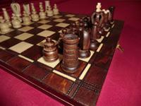 Figuren des Schachspiels Salomon von Albatros - Ansicht 2