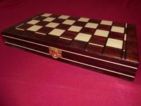 Das Brett als Schachkassette